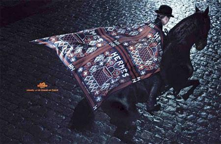 Hermes-cheval-cavalier